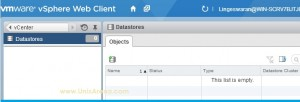 List of Datastore