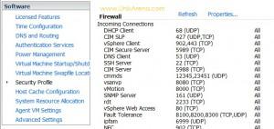 Open firewall for VNC Server
