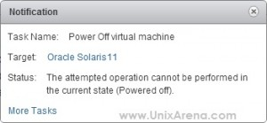 Power of Notification-VMware