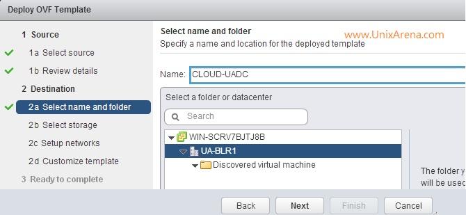 How to Deploy Openstack on VMware vCenter Server ? - UnixArena