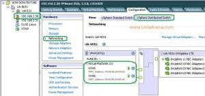 Verify VSS to VDS migration