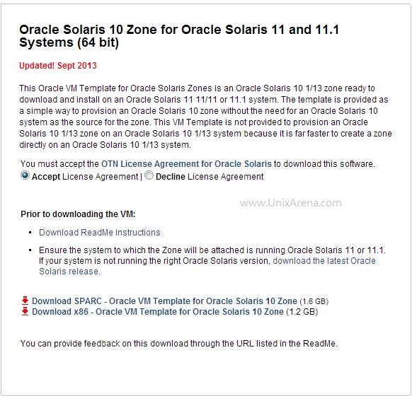 How to install solaris 10 branded zone on solaris 11