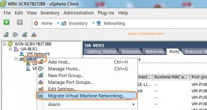VDS to VSS migration Wizard