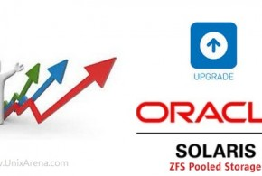 zpool/rpool upgrade on solaris