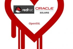 heartbleed Solaris Redhat linux