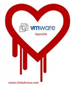 heartbleed vmware