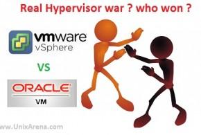 Hypervisor war