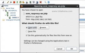 Mozilla JNLP