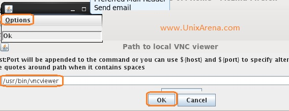 How to take console of Oracle VM guest ? - UnixArena
