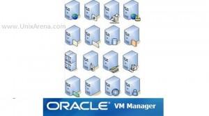 creating virtual machine oracle VM