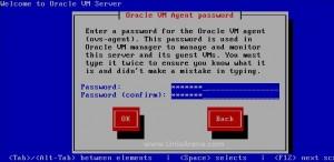 Enter OVS password