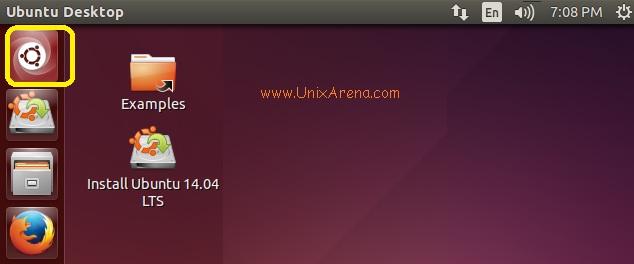 Ubuntu Desktop - Search