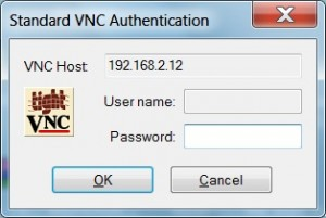 vncpassword for oracleVM
