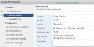 OVF file details