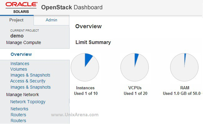 Home page - openstack