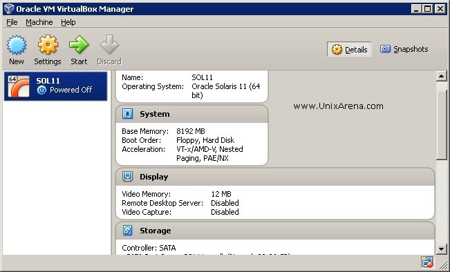 Migrating VM - Virtual Box to VMware workstation - UnixArena