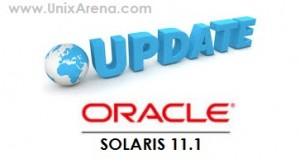 Solaris 11 upgrade