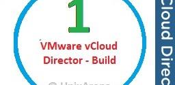 vCloud Build - 1
