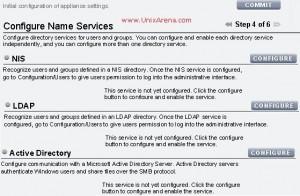 Configuring Name Services