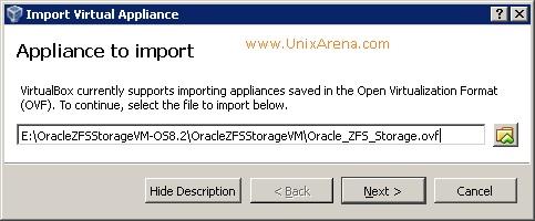Oracle SuperCluster - ZFS storage appliance Simulator - UnixArena