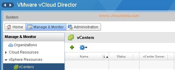 Finally vCenter server detached
