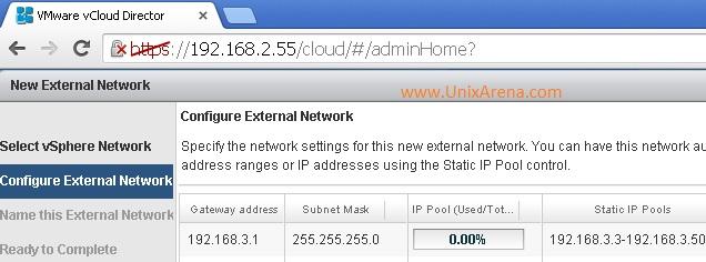 External Network