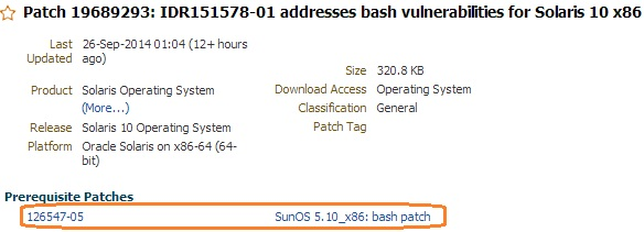 Shellshock bug - vulnerability on Bash shell - UnixArena
