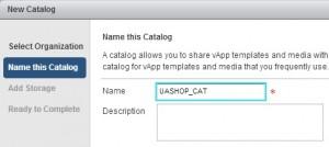 Catalog Name