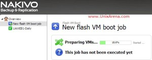 Preparing the VM
