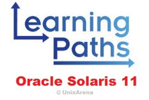 Learning Path Solaris 11