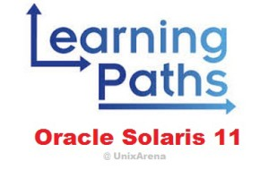 Learning Path Solaris 11