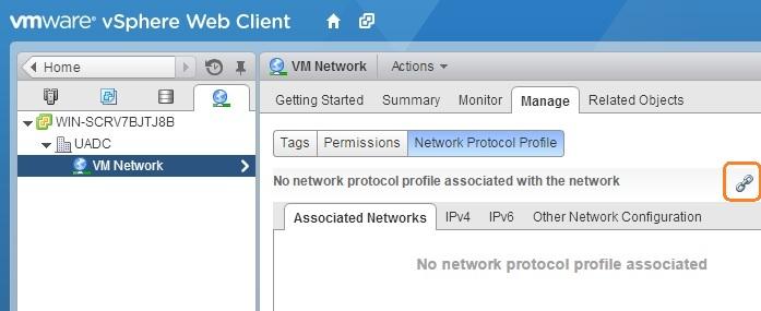 Network protocol profile