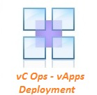 Deploy vC ops new