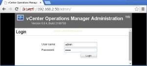 UI VM - web-portal