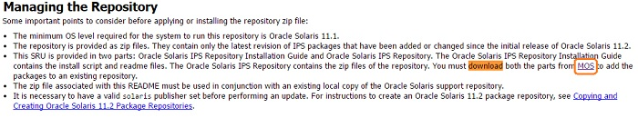 Oracle critical Patch update - Solaris 4