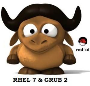 GRUB 2 & RHEL7