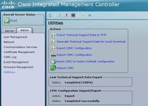 UCS CIMC Utilities