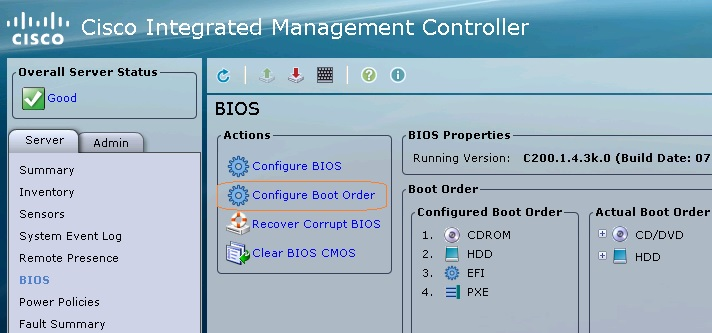 Cisco UCS - C-Series Server Administration - Part 3 - UnixArena