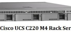 UCS C- series Rack Server