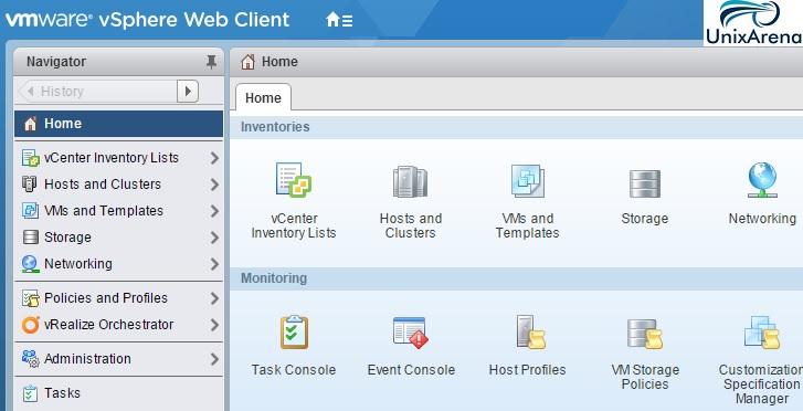 Home - VMware vSphere
