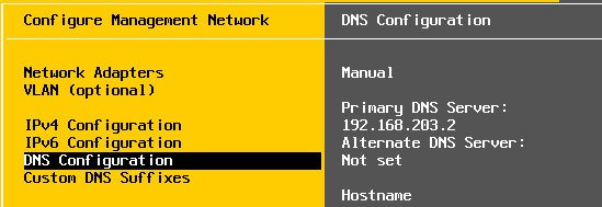 changing the hostname