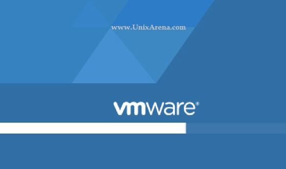 VM VCSA 6.0 booting