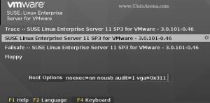 VM VCSA 6.0 is booting