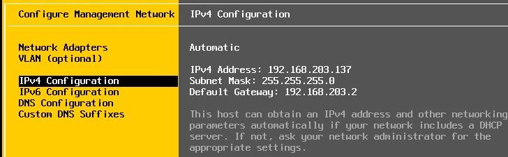 How to Configure the networking on VMware ESXi 6 0 ? - UnixArena