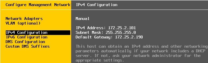 Verify the IP details