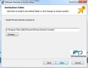 Installable folder