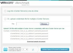 Multiple vCenter Server