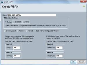 Create VSAN
