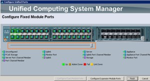Port type - Default Ethernet