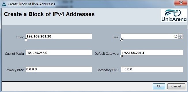 KVM IP Pool